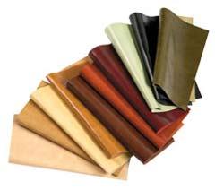 geniune furniture leather