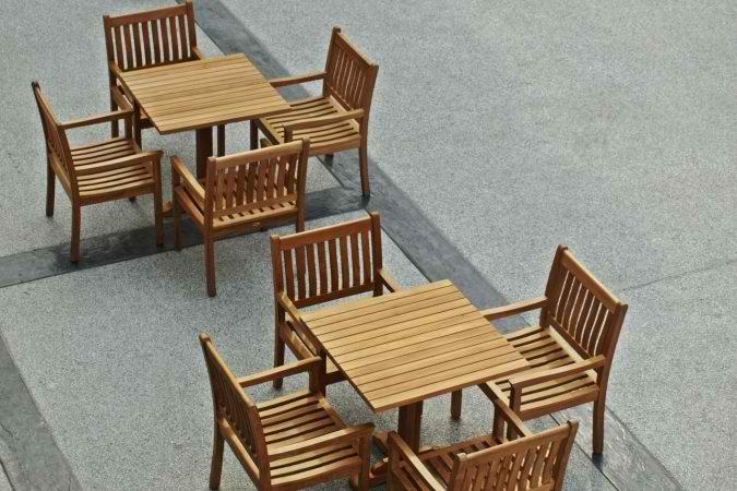 restaurants furniture Ayn Zam Zam Restaurant TIARA STACKING CHAIR