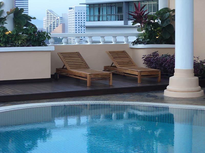 condominiums furniture Mayang Court TIARA LOUNGER