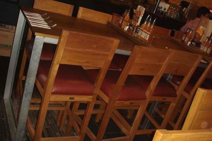 restaurants furniture Nando's(KLCC)