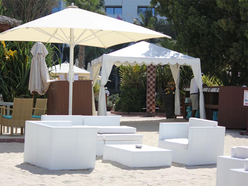 hotels furniture Marina Dubai DESARU SOFA