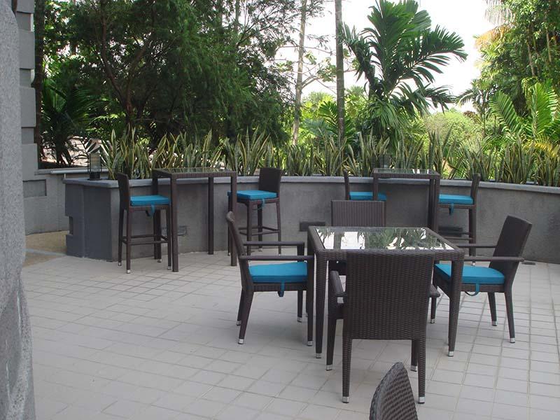 hotels furniture Pan Pacific Hotel HAWAII CHAIR