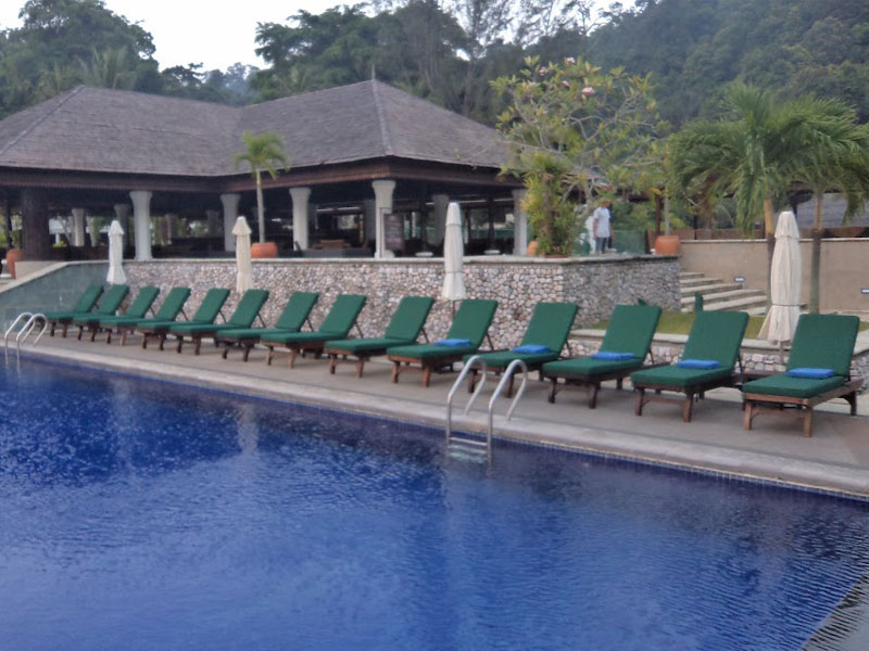 Pangkor Laut Resort Furniture
