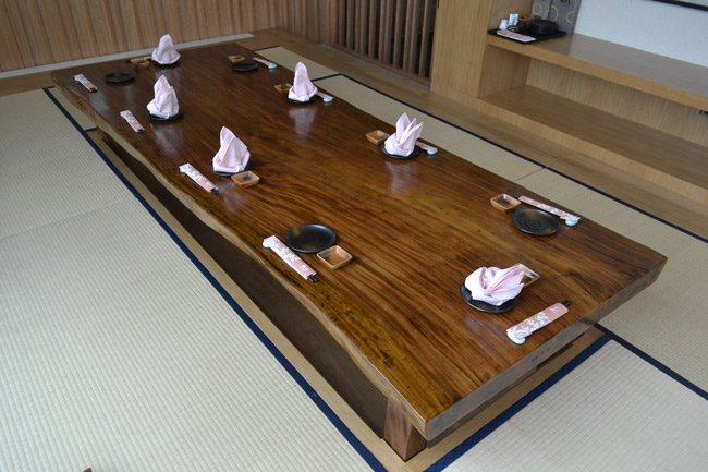 restaurants furniture Kampachi Restaurant(Plaza33)