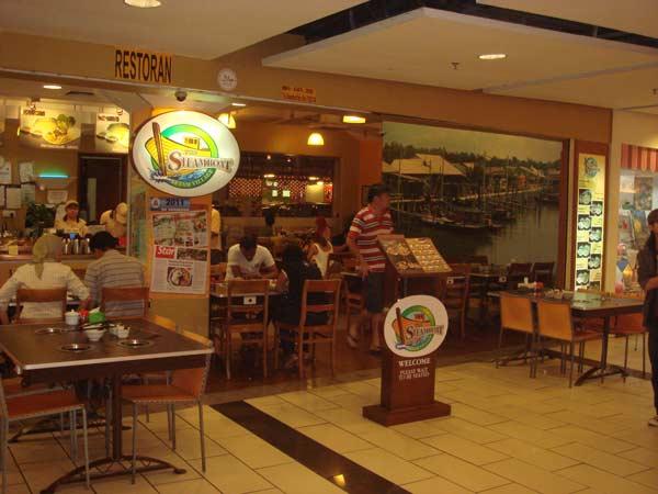 restaurants furniture The Steamboat Ketam Village