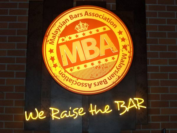 Malaysian Bars Association (MBA) Furniture