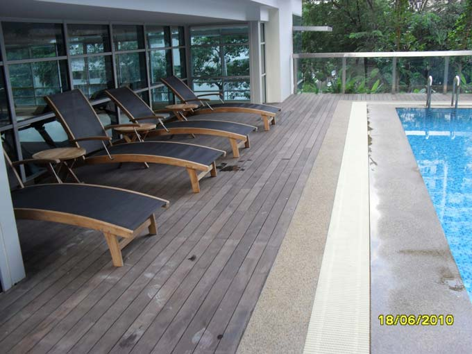 One Residence Condominium & Office Tower Furniture