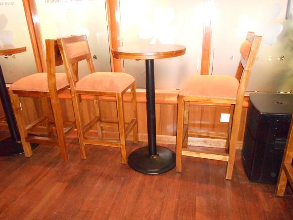 restaurants furniture Healy Macs BAHAMAS BAR TABLE - BAHAMAS BAR CHAIR