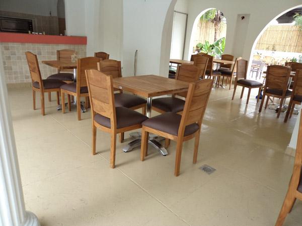 restaurants furniture Scrumptious (Trio)