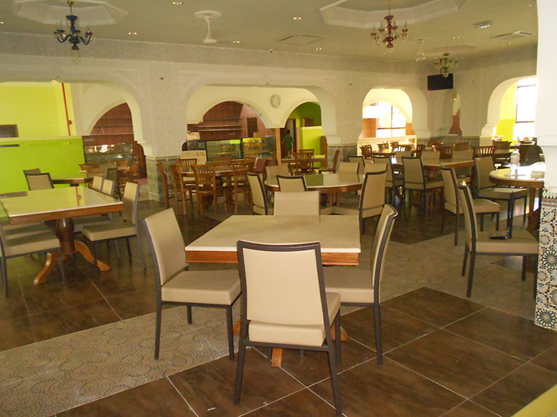 restaurants furniture Al Rawsha, Shah Alam LOUIS DINING TABLE