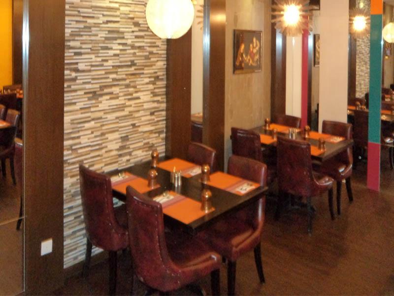 restaurants furniture Gems Klang