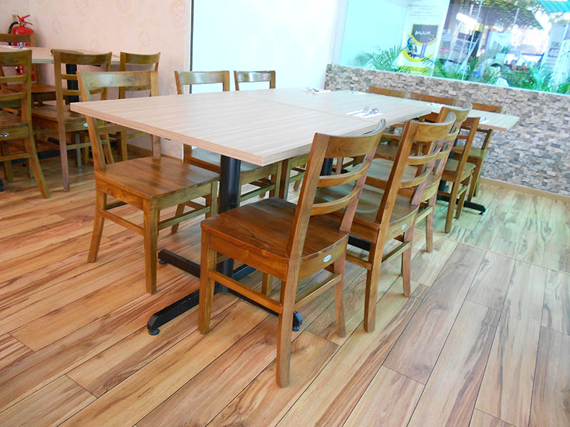 restaurants furniture HOMST