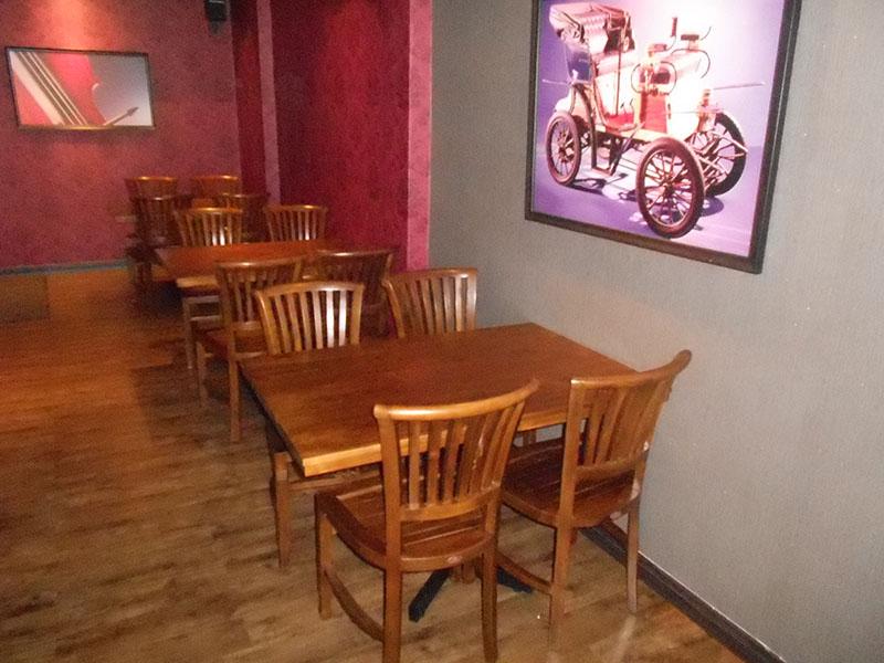 restaurants furniture JAGUAR SUPPER CLUB CONCORDE CHAIR