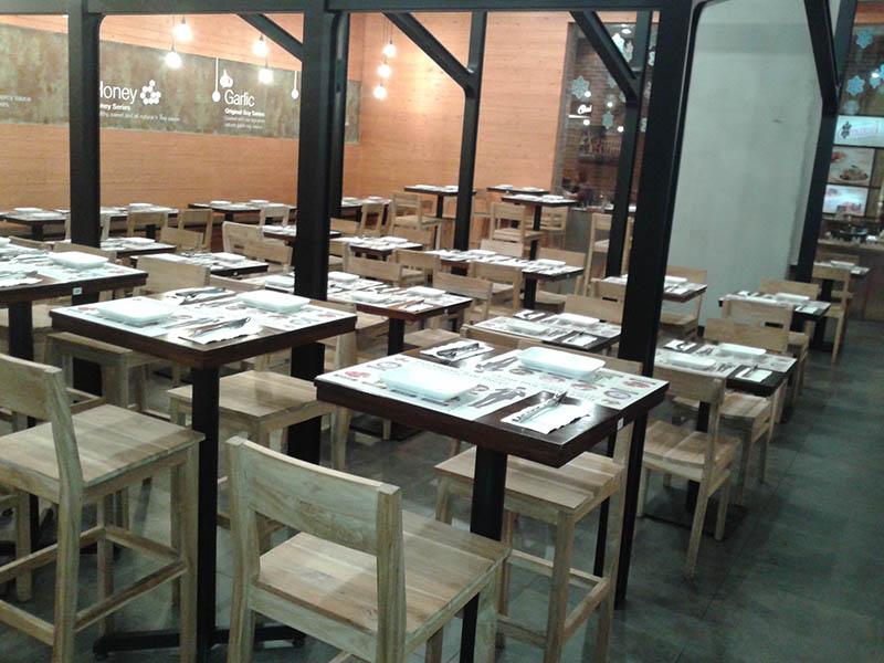 restaurants furniture Kyo Chon RITZ BAR CHAIR