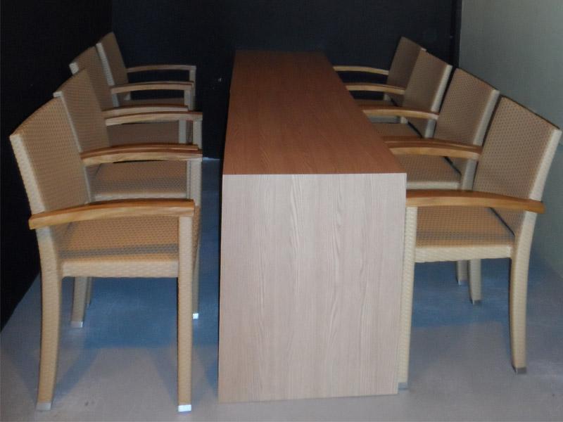 restaurants furniture NESTRETTO BALI DINING CHAIR