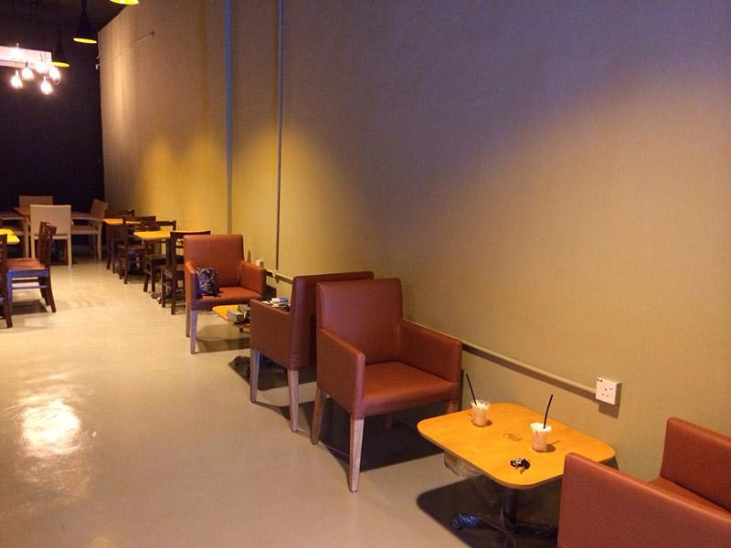 restaurants furniture NESTRETTO TRINITY CHAIR