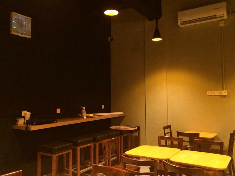 restaurants furniture NESTRETTO SAKURA BAR STOOL