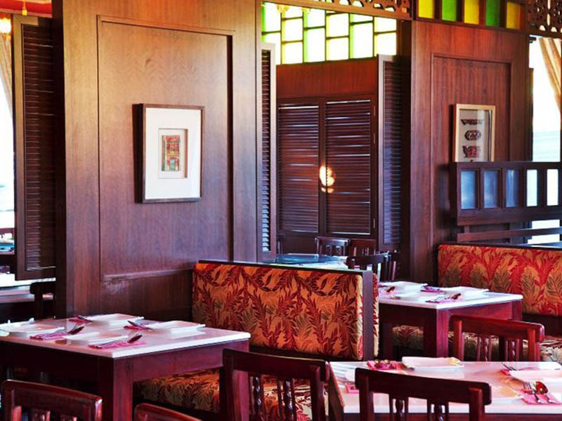 restaurants furniture NYONYA