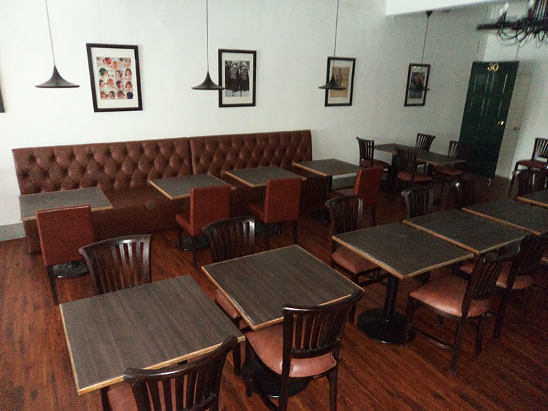 restaurants furniture RILS BANGSAR CONCORDE CHAIR
