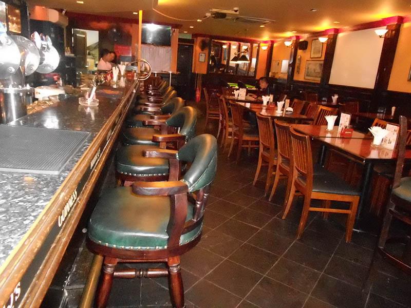 restaurants furniture RONNIE Q VINTAGE BAR CHAIR