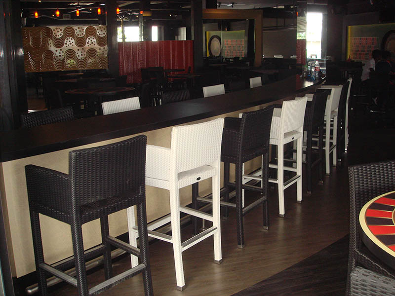 restaurants furniture ROULLETTE