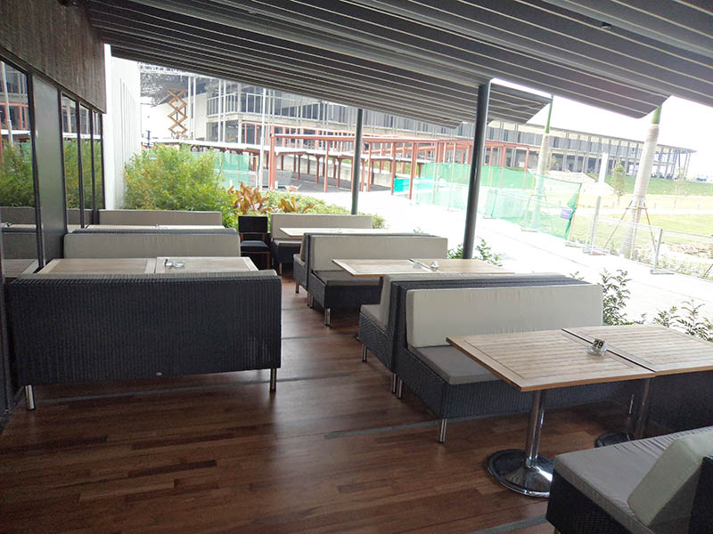 restaurants furniture SAKURA KRISTAL ALAM