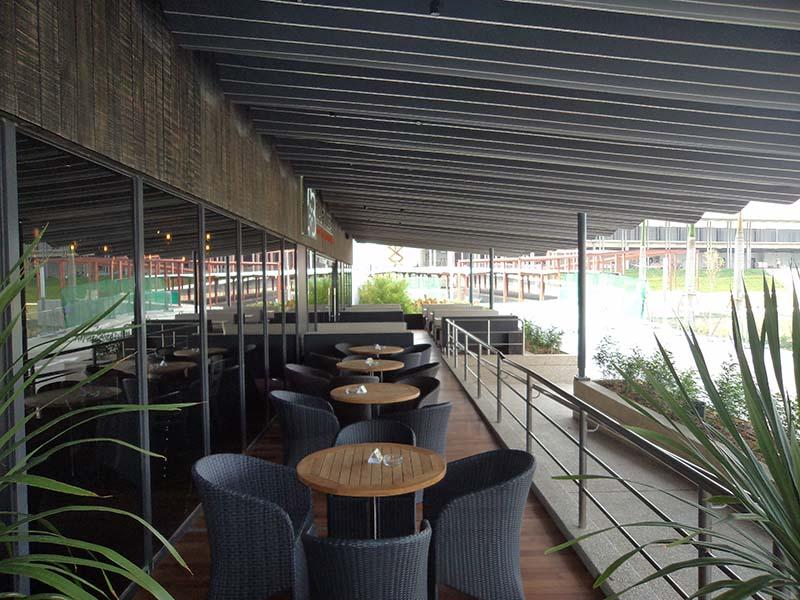 restaurants furniture SAKURA KRISTAL ALAM ARMITAJ CHAIR