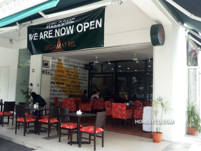 restaurants furniture Segamat Rel Cafe