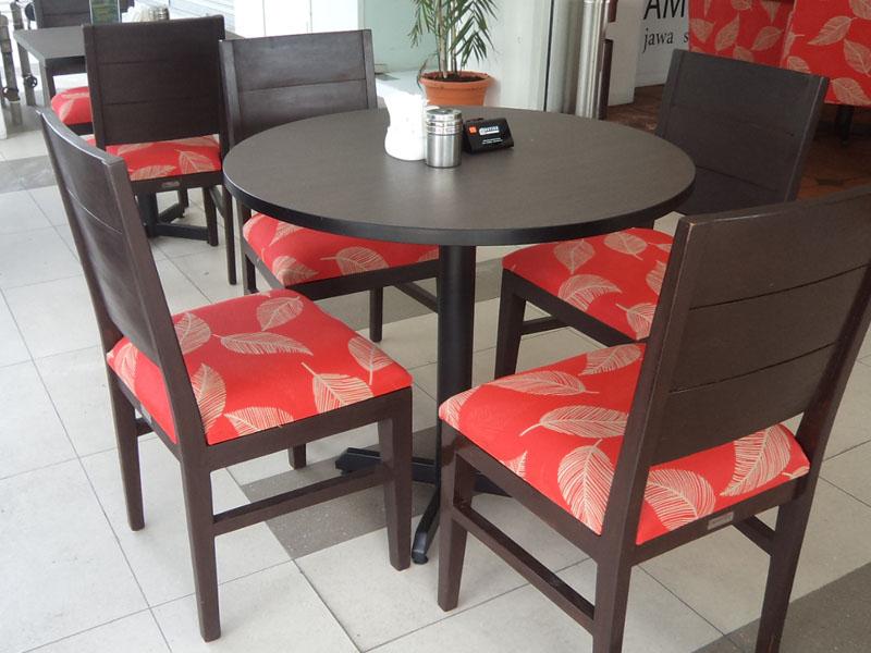 restaurants furniture Segamat Rel Cafe SAKURA CHAIR