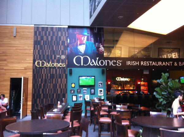 Malones, Irish Restaurant & Bar, Singapore Furniture