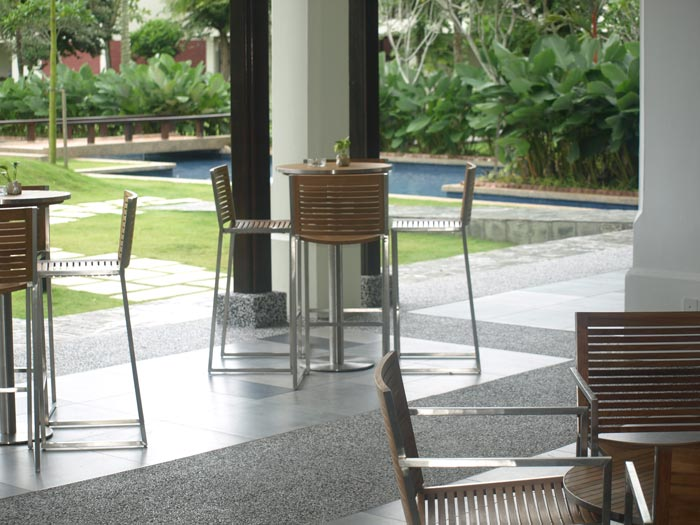 hotels furniture The Pulai Desaru Resort and Spa ACCURA BAR CHAIR
