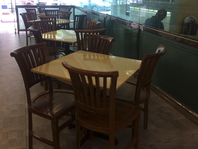 restaurants furniture Tar Boosh