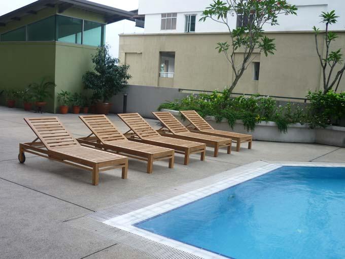 condominiums furniture Etiara - Service Apartments TIARA LOUNGER