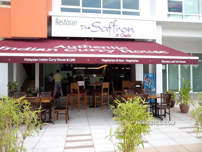 restaurants furniture THE SAFFRON RESTAURANT
