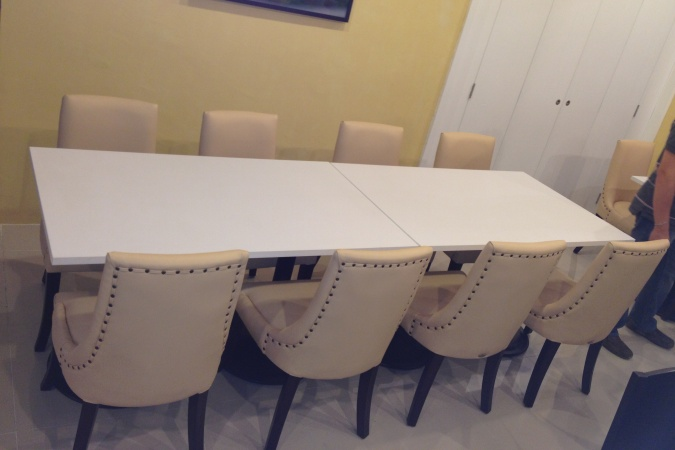 restaurants furniture Duck N Such RITZ DINING TABLE - VIP CHAIR