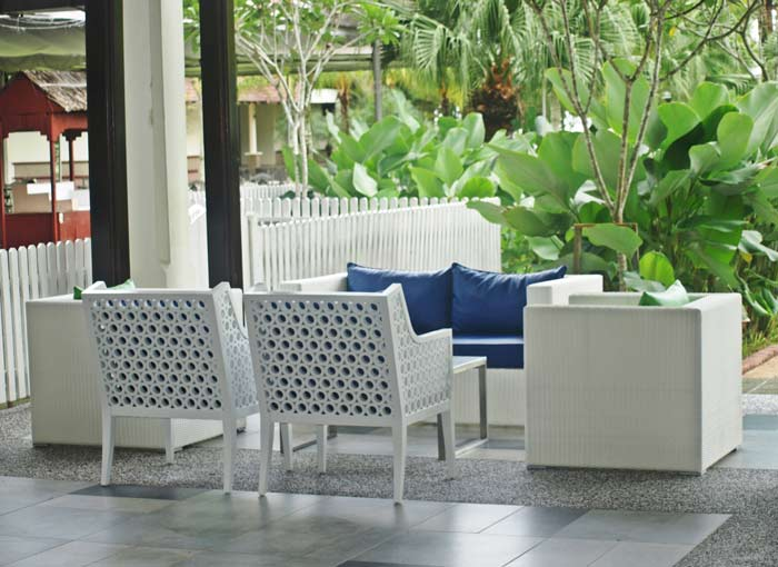The Pulai Desaru Resort and Spa Furniture