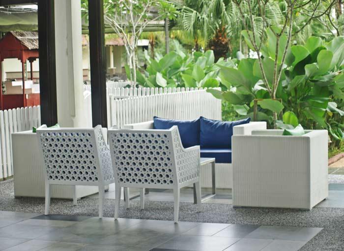 The Pulai Desaru Resort and Spa Furniture