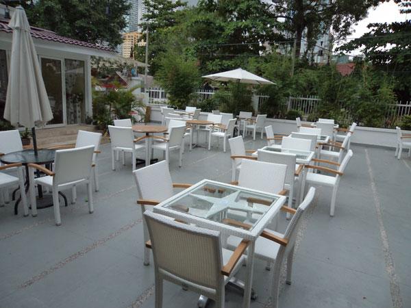 restaurants furniture Scrumptious (Trio) BALI DINING CHAIR