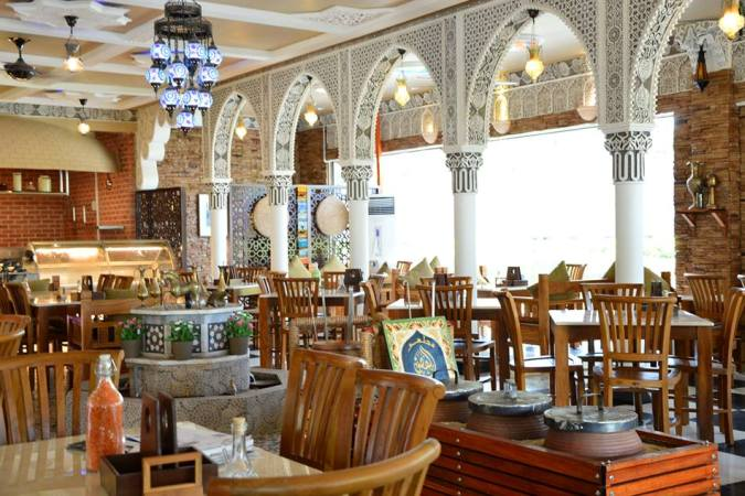restaurants furniture Al Qasr Restaurant CONCORDE CHAIR