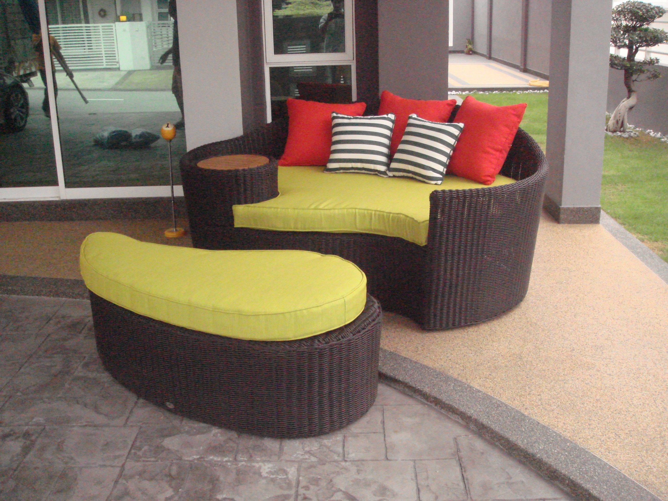 Outdoor Furniture Daybeds Melbourne Patio Ideas