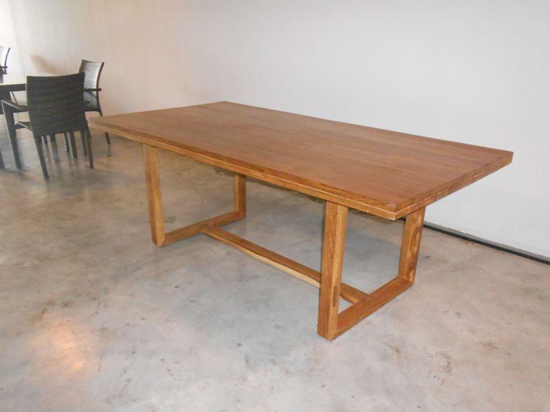 Teak Dining Furniture Indoor Dining Tables Havana Dining Table L180