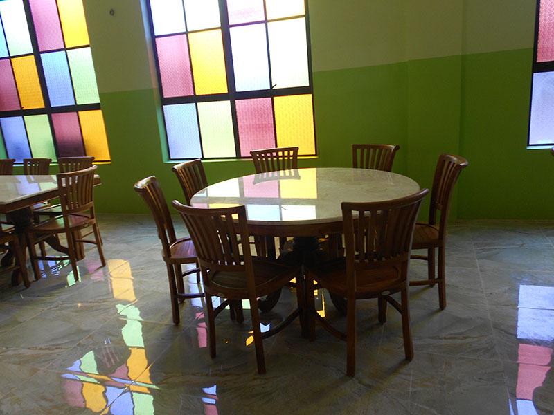 Teak Dining Furniture Indoor Dining Tables Kopitiam Dining Table D150